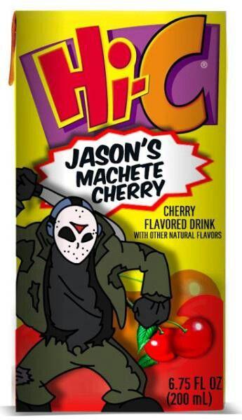 Jason Voorhees Hi-C
