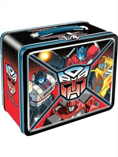 Transformers Autobots Fun Box Lunchboxes, Lunchbox | Sanity