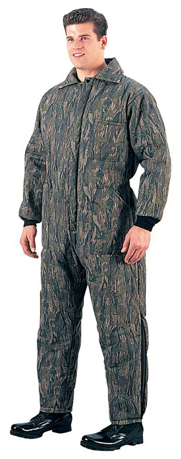Insulated Coveralls