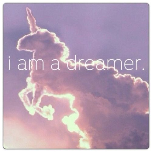 unicorns just make me feel alive. they make me dream big... thank you to all my friends and believes of unicorns