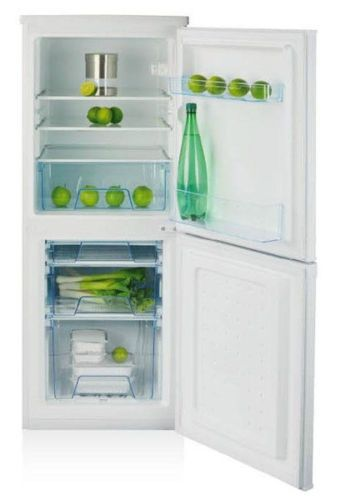 New Slimline Fridge Freezer Statesman Alpine F1350APW Can Deliver