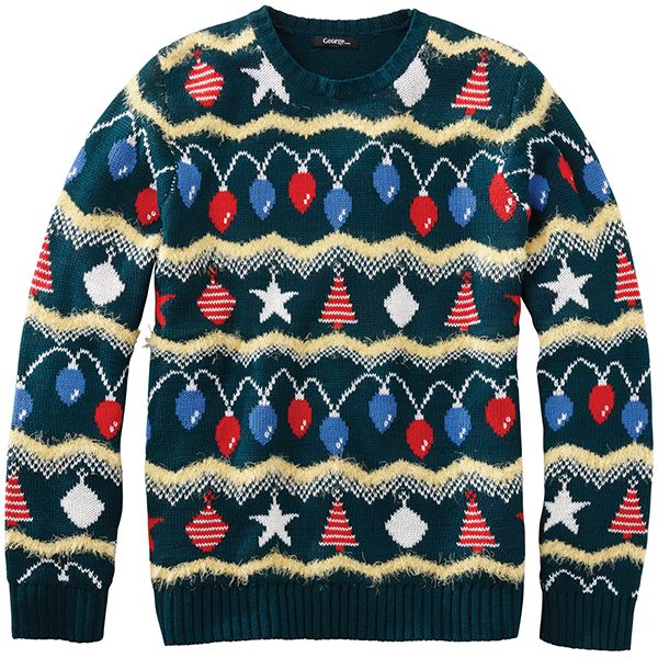 Celebrate the season in an ugly sweater – it's a tradition after all! #Christmas #uglysweater #holidaygifts