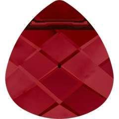 SWAROVSKI 6012 11x10 mm Crystal Red Magma