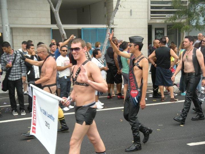 LA PRIDE Parade 2011