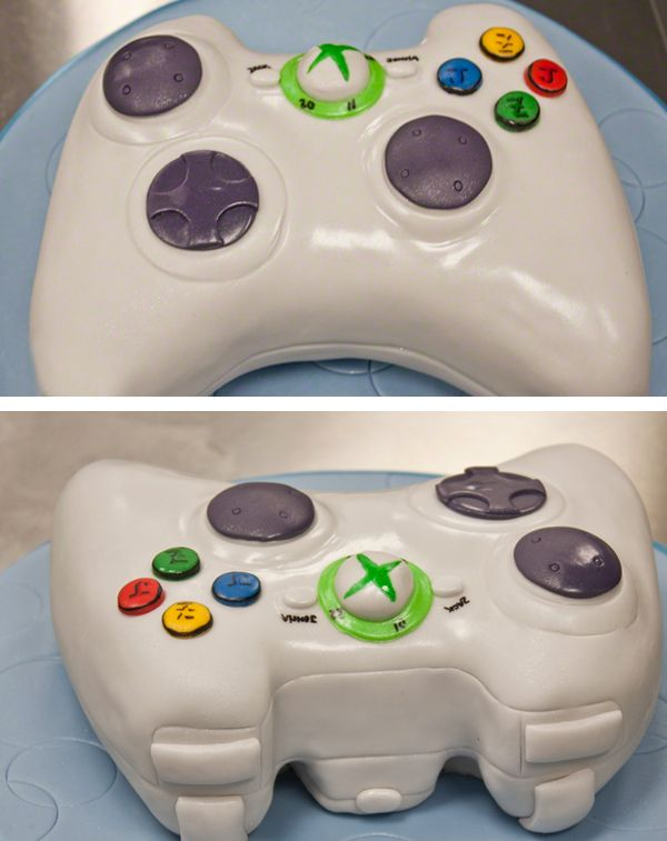 x box controller groom's cake... Too cool. Andy will need some sort of gamer influence for his cake. Lol