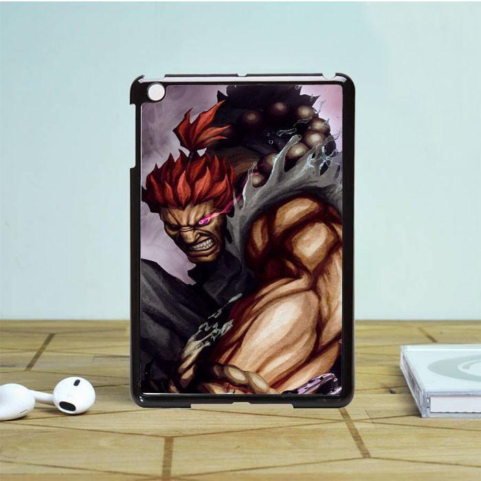 Tekken X Street Fighter Akuma iPad Mini 2 Case Dewantary