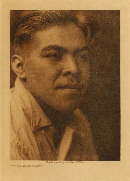 A Southern Miwok Youth