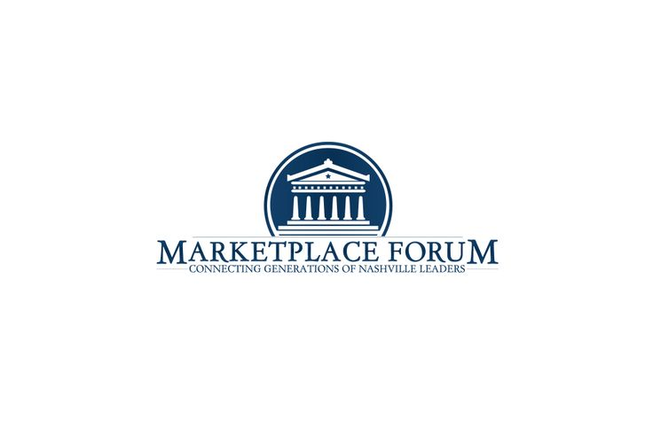 Marketplace Forum logo Concept
