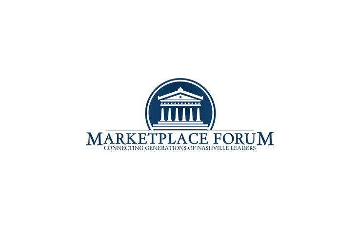 Marketplace Forum logo Concept