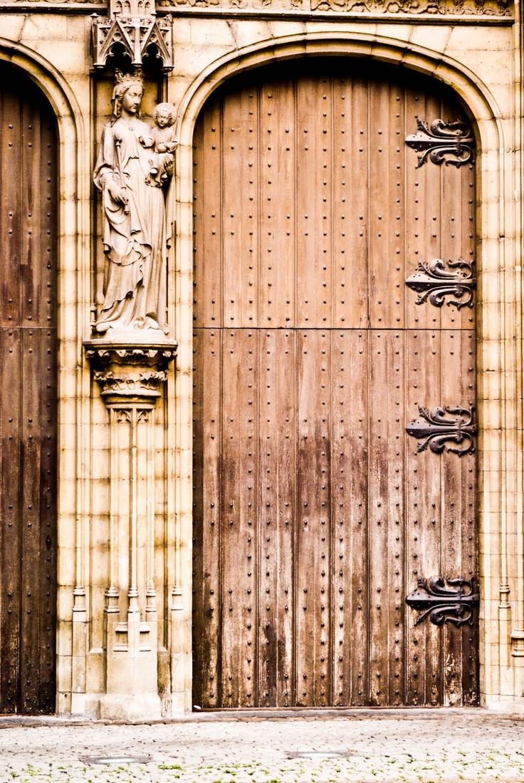 gorgeous massive copper door & 25 best Unique Projects images on Pinterest | Copper Portal and Beer pezcame.com