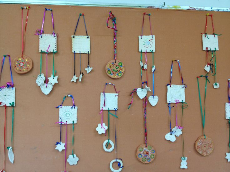 Clay Wall Hangings 2013