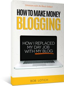 *** Free Download *** 4.5 stars on Amazon with over 700 reviews!    Who this book is written for:   * Those who want to get started blogging  * Those who are already blogging but aren't making as much money or traffic as they'd like to.   Who this book is NOT written for:   * People looking for a get-rich-quick system that requires little effort.  * Experienced bloggers making over $1000/m (though the book will still probably be helpful, it isn't written to this audience)