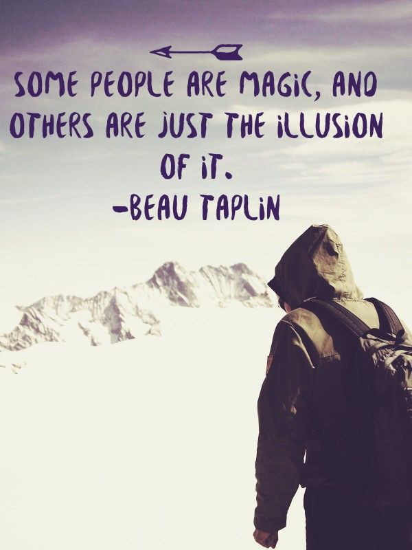 Remind yourself that there is a little beauty and mystery everywhere with these inspirational quotes about magic.