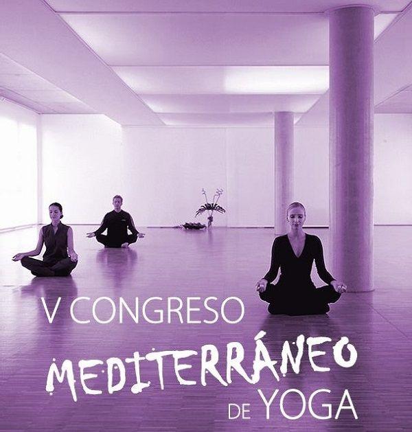 V Congreso Mediterráneo de Yoga en Valencia - http://www.valenciablog.com/congreso-mediterraneo-de-yoga-en-valencia/
