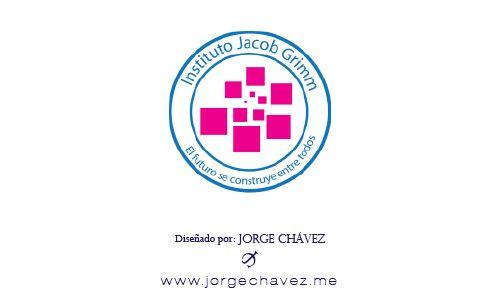 Logotipo diseñado para institución educativa.