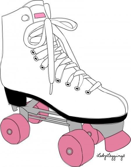 quad skate clip art - photo #14
