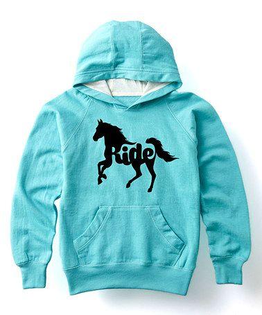 Equestrian hoodies
