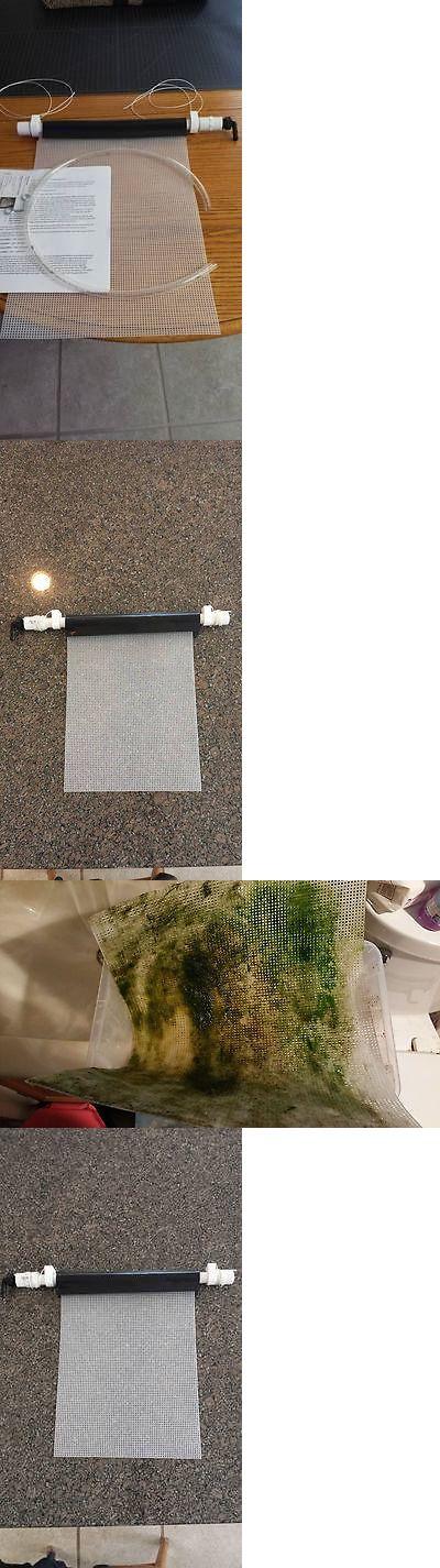 Other Fish and Aquarium Supplies 8444: Algae Scrubber, Marine Aquarium, Medium Size (Up To 180G), 10.5 X 13.0 Inches BUY IT NOW ONLY: $44.99