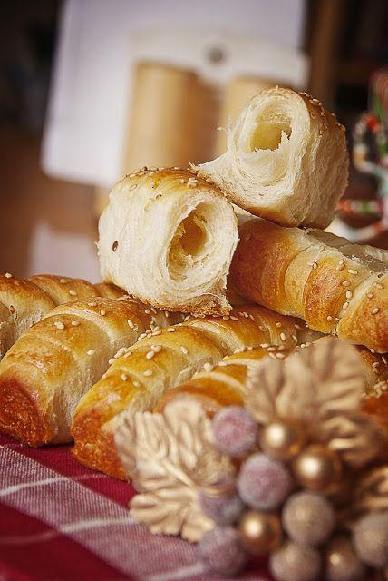 'Cause it's always delicious!: Домашни Солени Кифлички