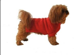 Rouge Cable Snug Dog Pullover This gorgeous comfortable pullover is very stylish!  It has a turtle neck that will keep pup warm.