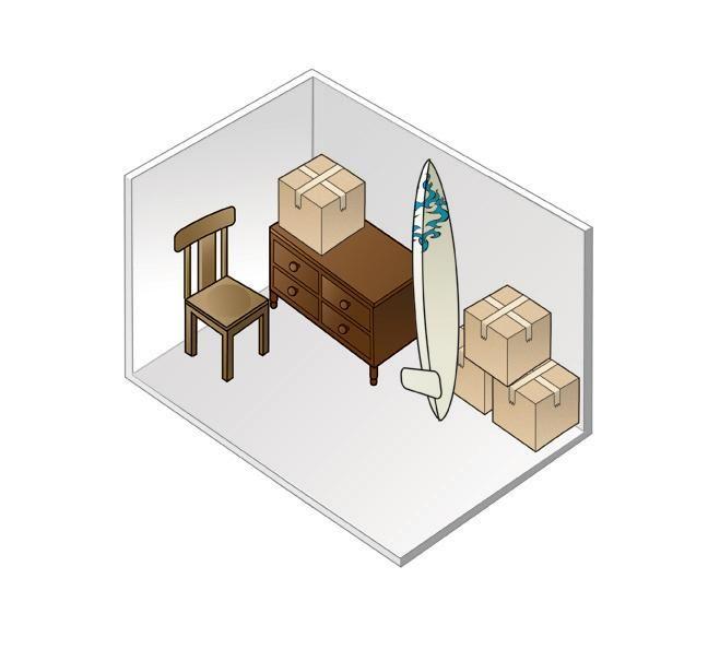 best 25 5x10 storage unit ideas on pinterest self storage prices self storage units and self. Black Bedroom Furniture Sets. Home Design Ideas