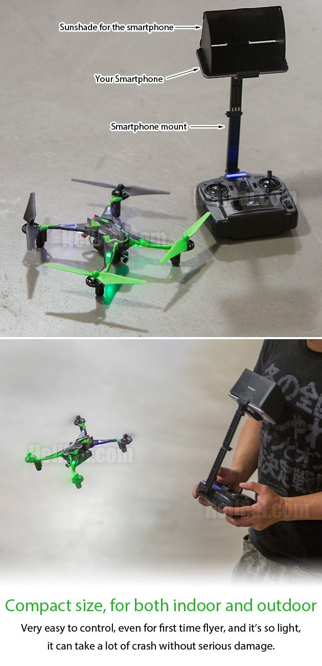 Nine Eagles Galaxy Visitor 6 Drone w/ FPV System http://www.helipal.com/nine-eagles-galaxy-visitor-6-drone-w-fpv-system.html