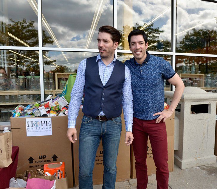 Pin for Later: Even Property Brothers Superfans Don't Know This About Drew and Jonathan