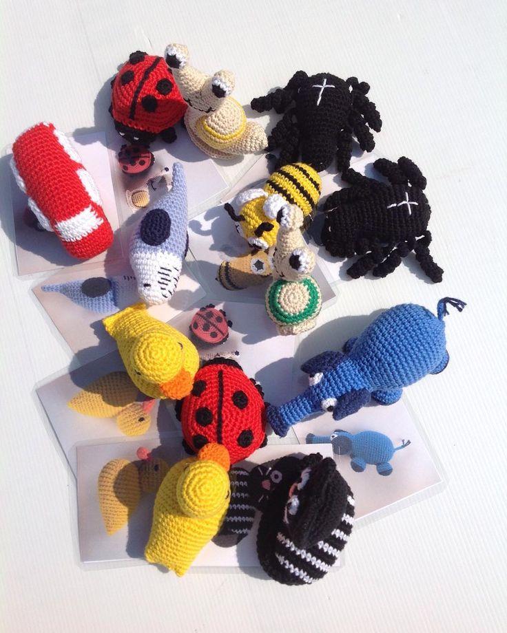 de2livsnydere:: Bestilt #sangkuffert på vej#crochetanimal #amigurumi #hæklet #häkeln #crochet