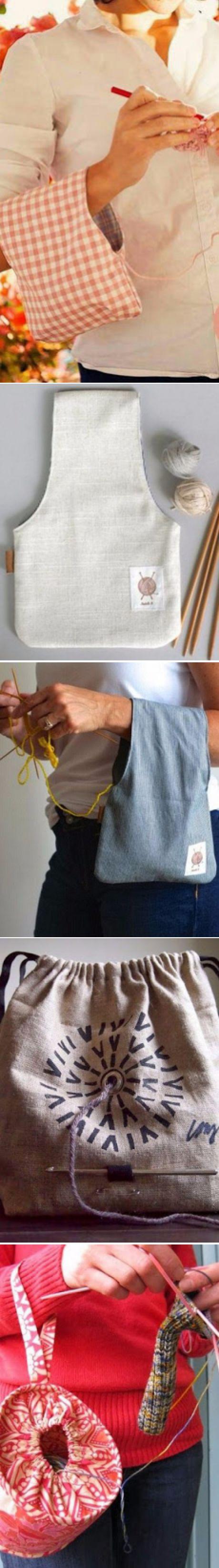 para la bolsa de costureras. patrón