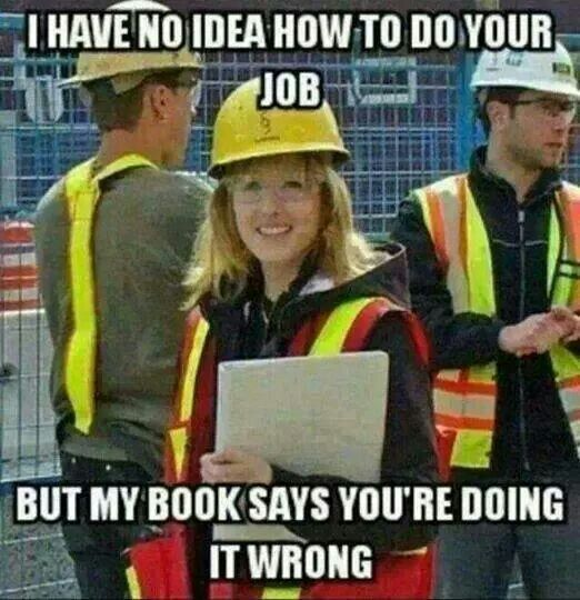 Yes, but better her than than OSHA/MSHA.....