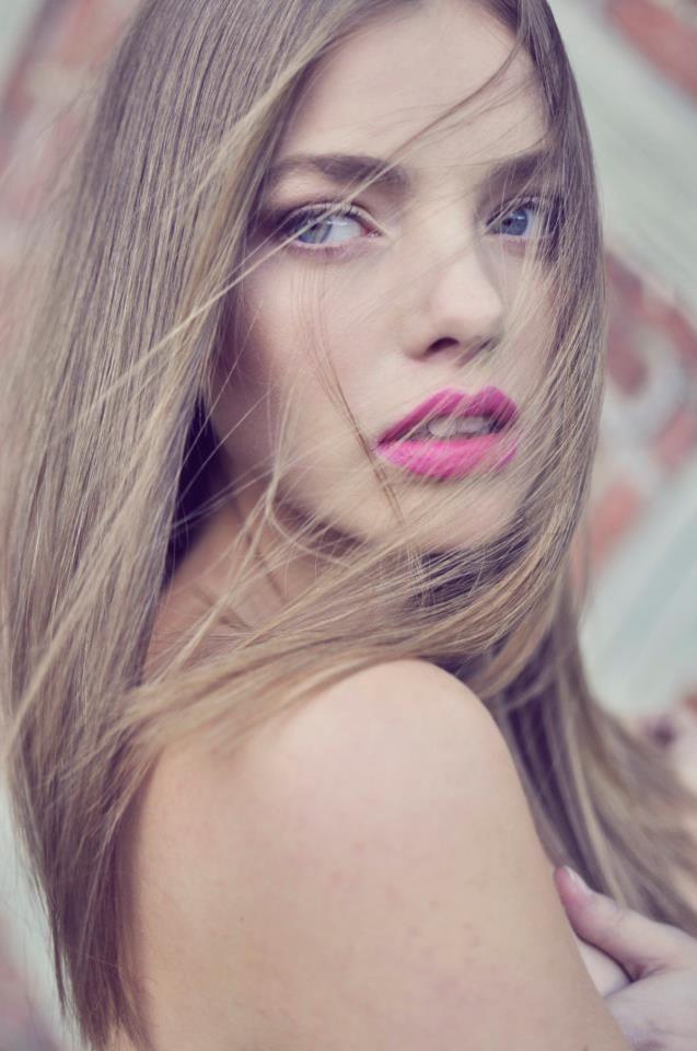 Foto: Tina Rekdal Hair: Sigrid Hesla Breie Model : Kristine Froseth / Heartbreak Makeup: Ida Skipsfjord (me)