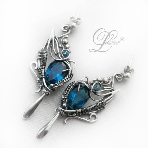 This woman makes the most beautiful and unique jewelry <3 ULNIGMARHUS by LUNARIEEN.deviantart.com on @deviantART