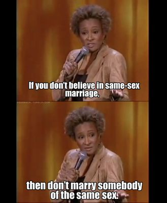 gay rights instead of marriage