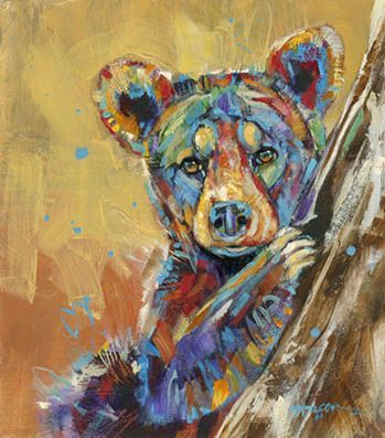 Carol Hagan, Montana Artist : Wildlife Paintings I should stop..... XD