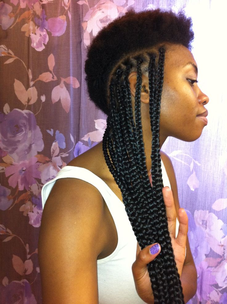 19 best Braids images on Pinterest | Braided hairstyles, Hair dos ...