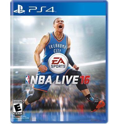 NBA Live 16 PS4 (73507)