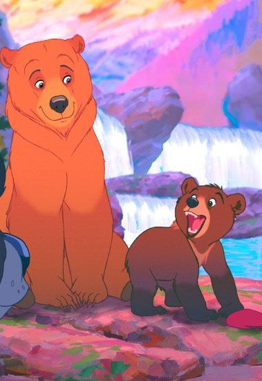 Kenai & Koda - Brother Bear