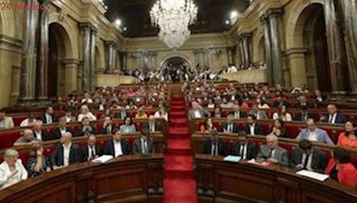 Cataluña debatirá hoy referéndum de independencia