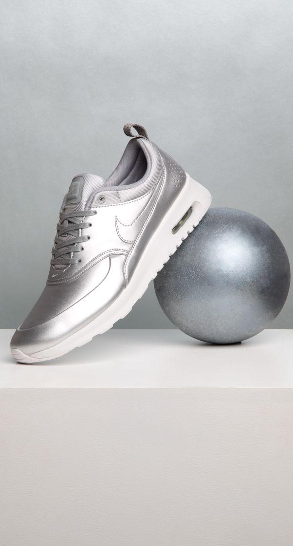 Silver Sneaks