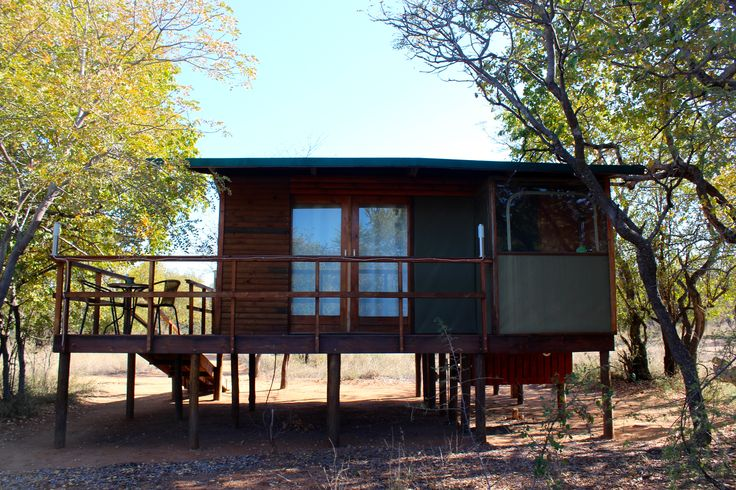 THE CHALETS Unique accomodation in a Lodge/Hotel - DIMA BUSH CAMP  South Africa