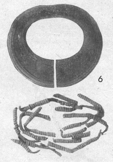 Могильник Гугери (Gugeru kapulauks), погребение 42 Apala Z., Zarina A. Dizciltiga latgala apbedijums Gugeru kapulauka  // Latvijas Vestures Instituta Zurnals. – 1991.