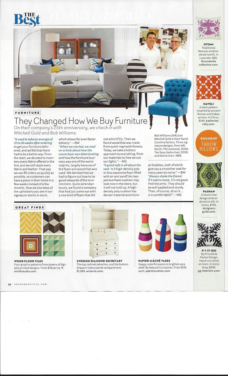 House Beautiful SEPT 2014