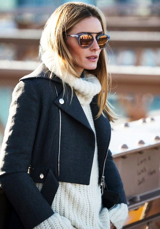 Must-See: Olivia Palermo's Westward Leaning Sunglasses Collection