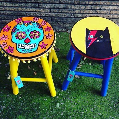 15 best My painted furniture   Mina målade möbler images on - bodenbeläge für küche