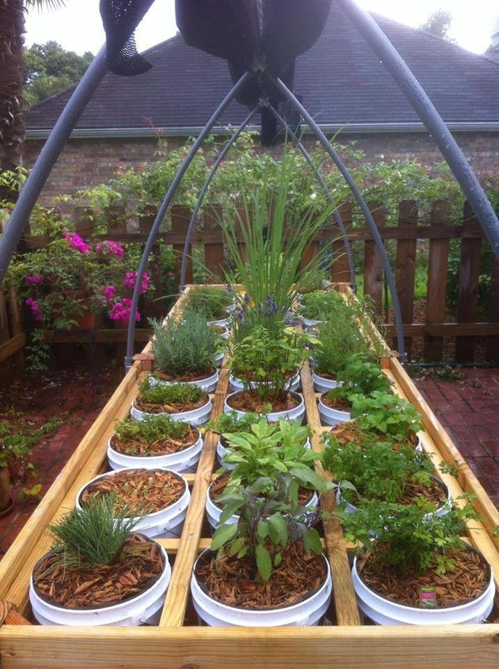 Garden Irrigation Container Gardening Vegetables Gutter Garden Garden Irrigation