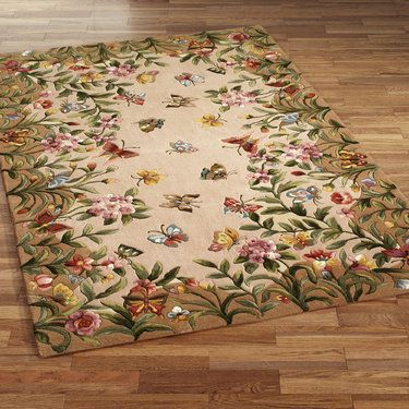 Athena Garden Floral Area Rugs Floral Rug Rugs Floral