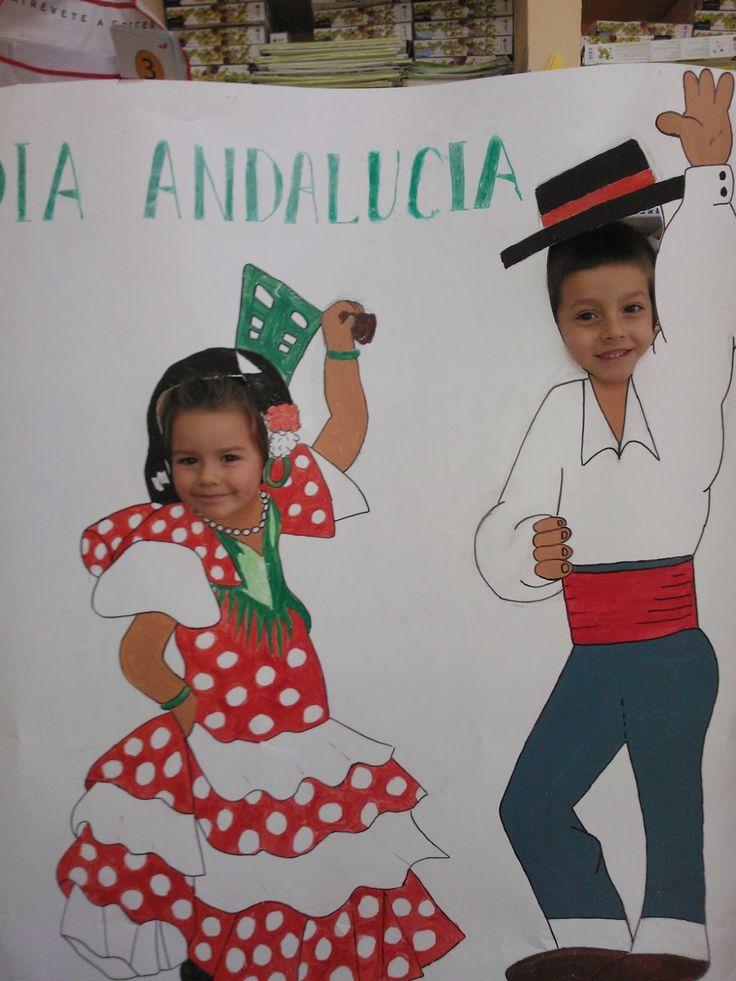 NUBEKIDS: DÍA DE ANDALUCÍA
