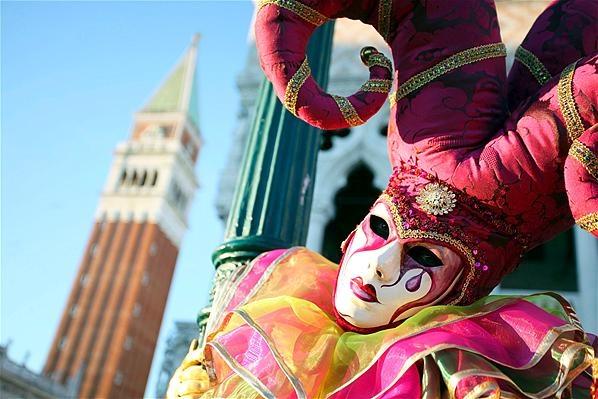 L'édition 2013 du Carnaval de Venise en images
