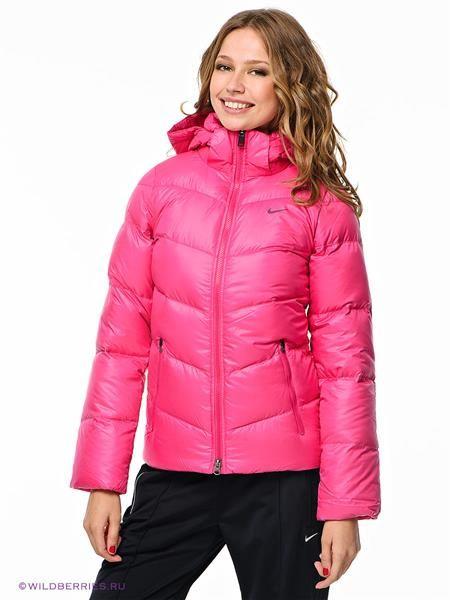 Куртка nike allure down jacket