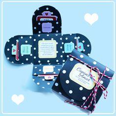 """DIY: Cupons do Amor   resenha da caixa """"Vale Presente"""" da Apaixonados"""